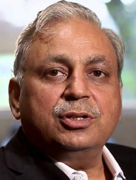 C P Gurnani, MD and CEO, Tech Mahindra