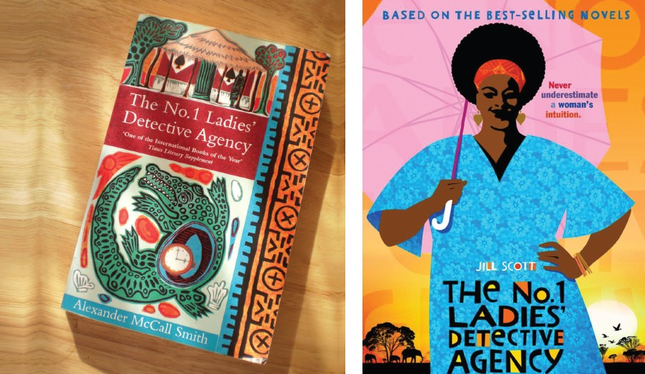 The No.1 Ladies' Detective Agency , a series of novels based in Botswana by Alexander McCall Smith, was transformed into a television serial in 2008 by BBC