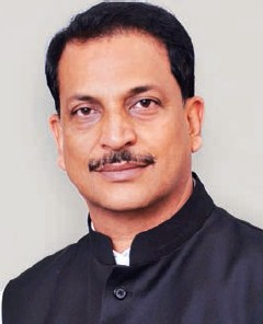 Rajiv Pratap Rudy, Minister of Skill Development and Entrepreneurship, India