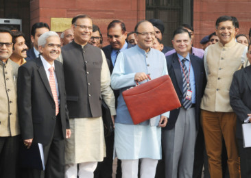 Budget indien 2016
