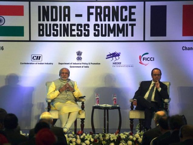 India and France, 12 new Indian investments in France