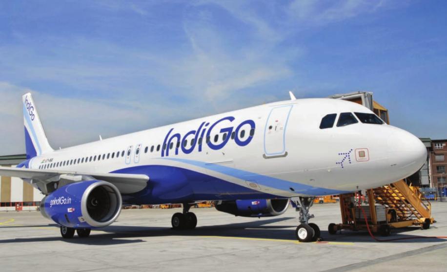 Indigo aims at providing seamless travel to its customers at affordable fares