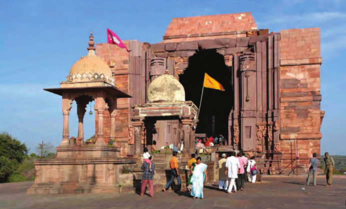 Der Tempel Bhojpurs im Bezirk Raisen in Madhya Pradesh besitzt historische und religiöse Signifikanz