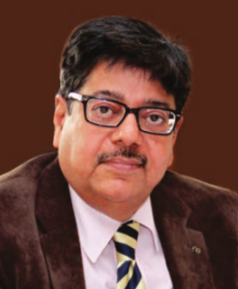 R K Srivastava Chairman, Airports Authority of India (AAI)