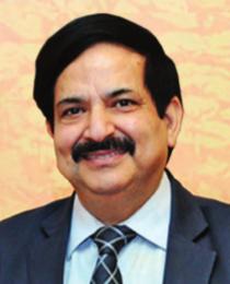 Vinod Zutshi, Sprecher des Tourismusministeriums Indische Regierung