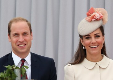 Prince William and Kate visit India