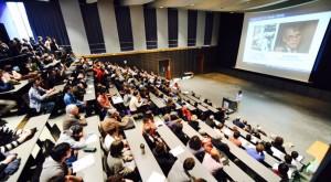 Conférence sur le Zéro à l'Université Pierre et Marie Curie