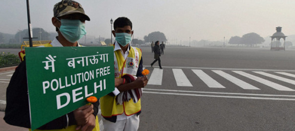 Life of people living in New Delhi is cut short by double the national average of reduced life expectancy at around six years because of high quantities of particulate matter