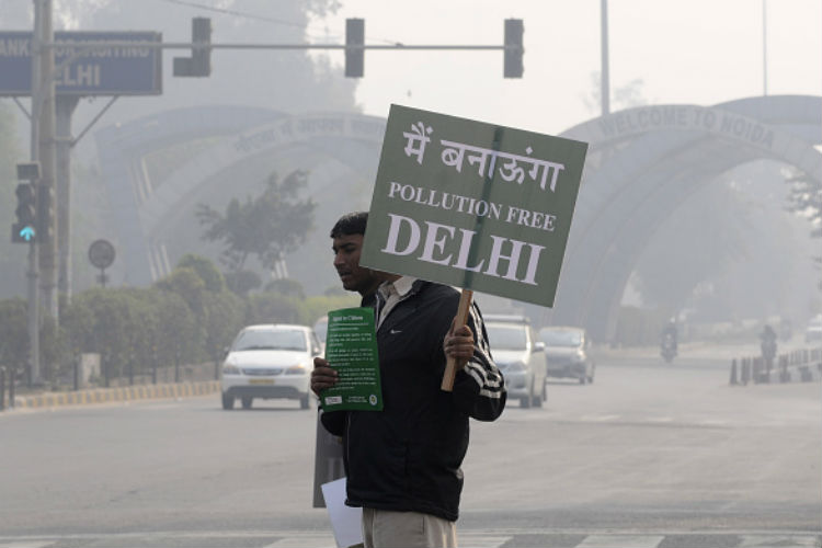 Biomass used for cooking purposes in many parts of India and two coal-fired power plants in Badarpur and Rajghat (districts in New Delhi, the Indian capital) are the major causes of emissions in Delhi.