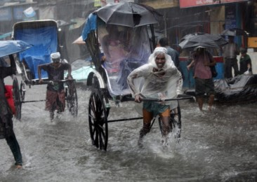 New Delhi to get monsoon showers in two days