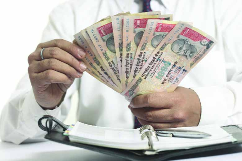 The Union cabinet of India approved the pay and pension increase for government workers on June 29, 2016, that will put an additional INR 1.02 trillion in the hands of 10 million central government employees and pensioners