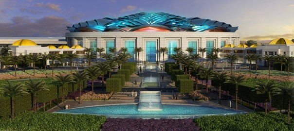 The Oman convention centre is set to open in the last quarter of 2016