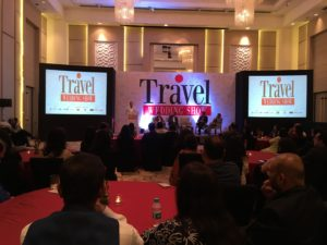 Inauguration of the first edition of the Travel Wedding Show on July 9 at Le Meridien Hotel, Gurgaon