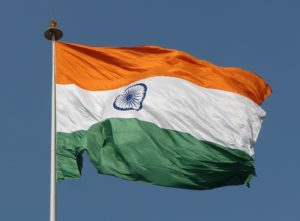 The Indian Tricolour