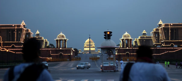Rajpath ready for the D-Day