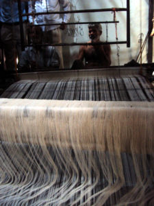 Khadi Weaving