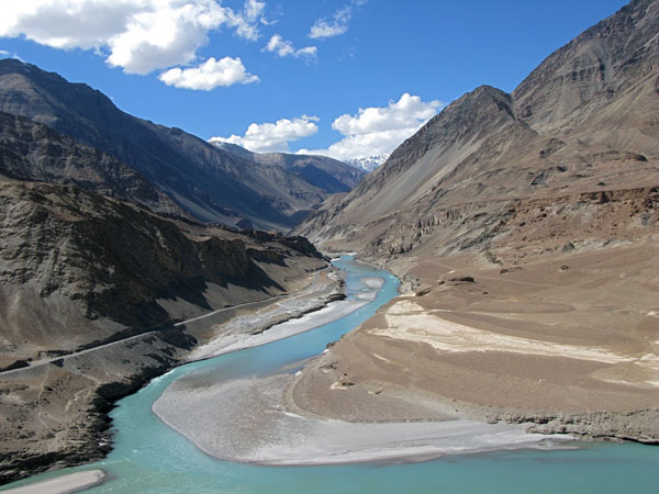India does not have any water sharing agreement with China and if the country changes the flow of the rivers, India can lose a major portion of the river water