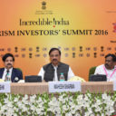 A plenary session on state investment opportunities in India - Third day of Incredible India Tourism Investment Summit 2016