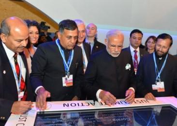 L'Inde a ratifié l'accord de Paris sur le Climat le 2 octobre