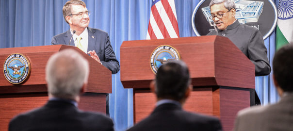 Secretary_of_Defense_Ash_Carter_and_Defence_Minister_Manohar_Parrikar_conduct_a_joint_press_conference_in_the_Pentagon_Briefing_Room