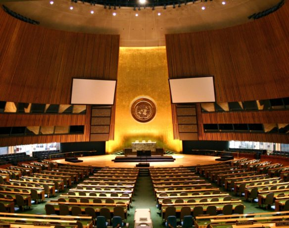 Sushma Swaraj to address the 71st United Nation General Assembly at New York