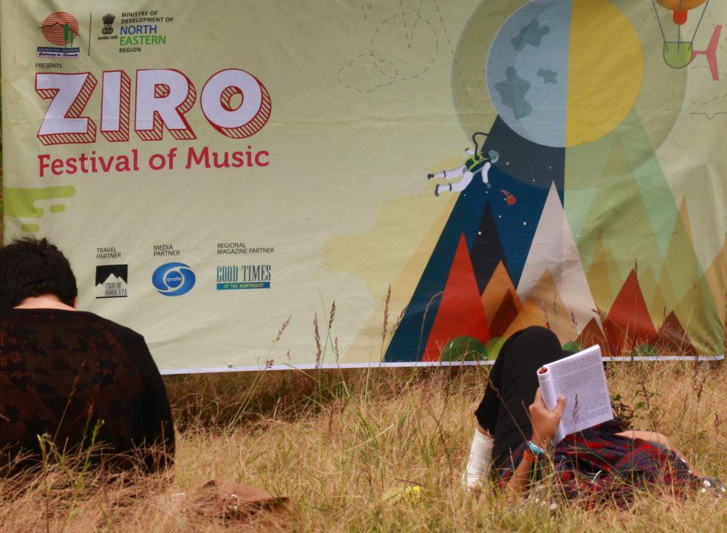 The Ziro Festival of Music, 2016.