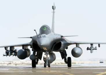 Rafale deal finally in the bag