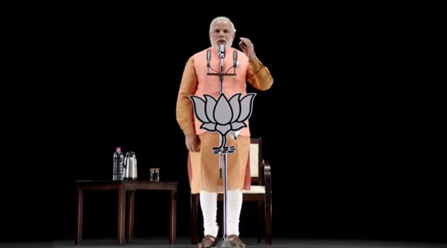 Indian Prime Minister Narendra Modi said that India has never attacked any country nor 'coveted' anyone's territory