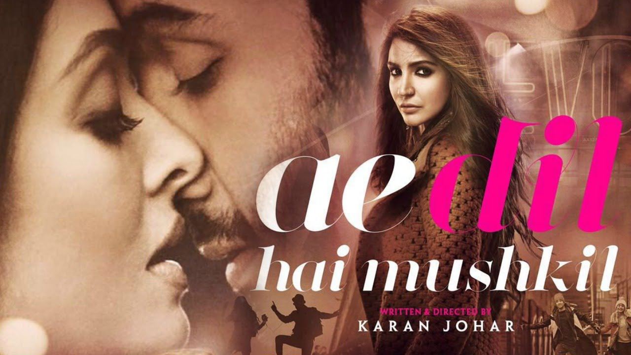 Ae Dil Hai Mushkil is scheduled to be released on October 28 this year