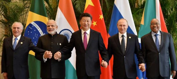 India has laid out a five-point agenda for the 2016 BRICS Summit
