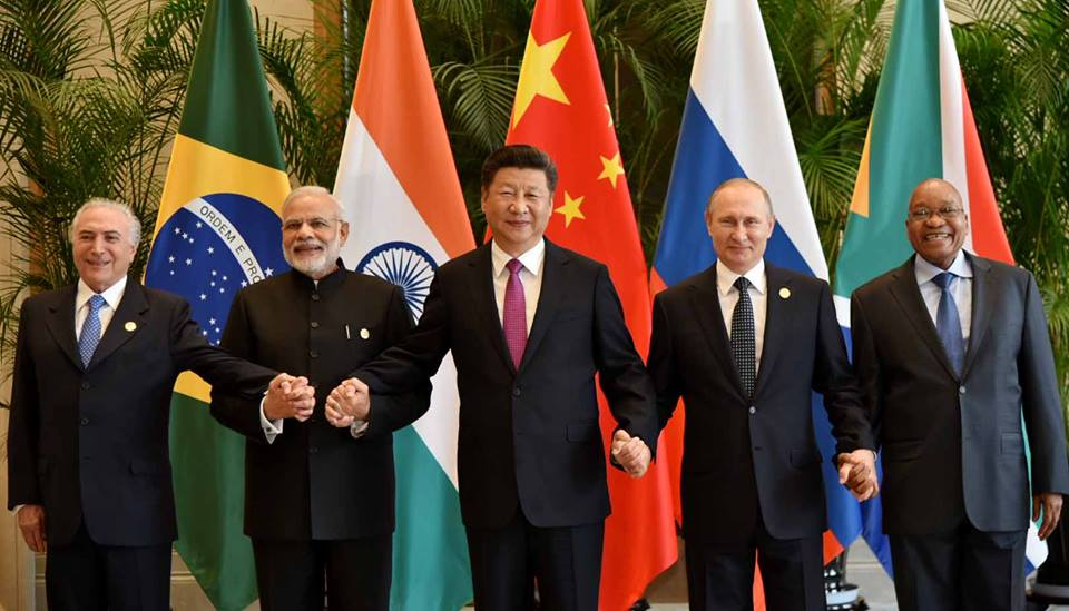 BRICS face their own challenges while meeting as a bloc