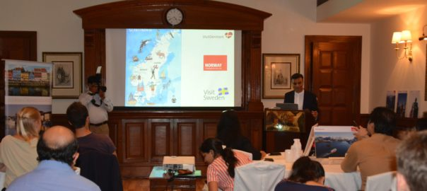 Scandinavian Tourist Board reaches out to Indian travellers