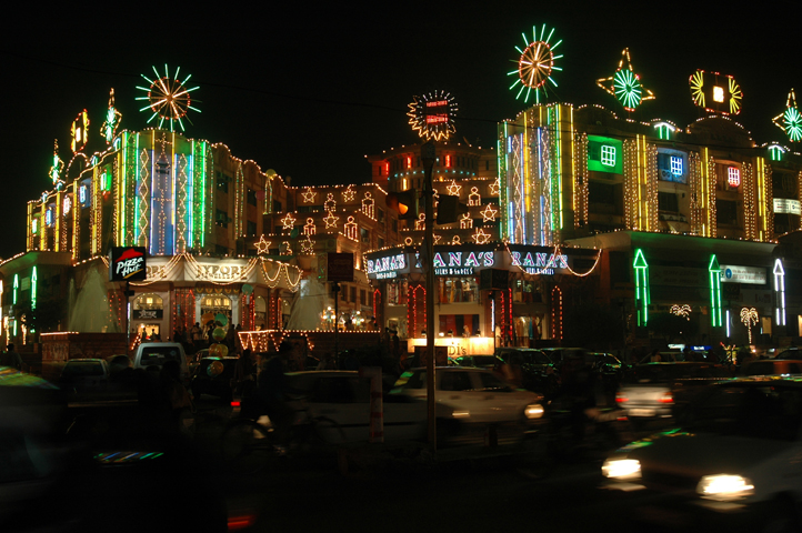 The celebrations include decorating homes, temples, offices and residential societies with lights, diyas, flowers and rangolis