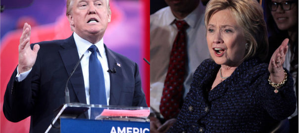 Hillary Clinton seems to be the more favourable candidate for Indian Americans.