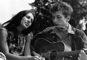 """Writing on Facebook, Baez said: """"The Nobel Prize for Literature is yet another step towards immortality for Bob Dylan Out of my repertoire spanning 60 years, no songs have been more moving and worthy in their depth, darkness, fury, mystery, beauty and humour than Bob's."""