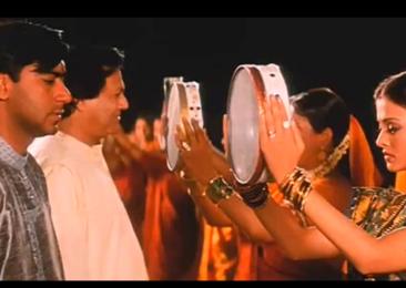 Women in India celebrate Karva Chauth