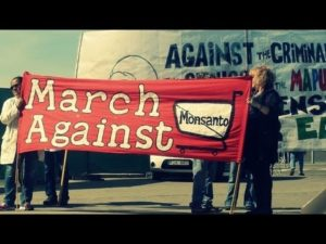 Protests against Monsanto have been occurring worldwide.