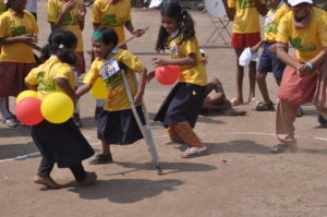 Indulging in sports and games is quintessential for children