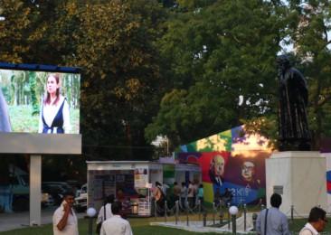 City of joy enjoys Kolkata International Film Festival