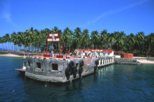 Development of Tourism in Islands