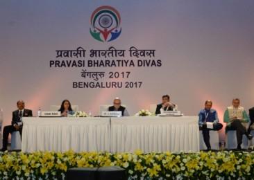 Pravasi Bharatiya Divas (PBD) 2017, Bengaluru, Karnataka