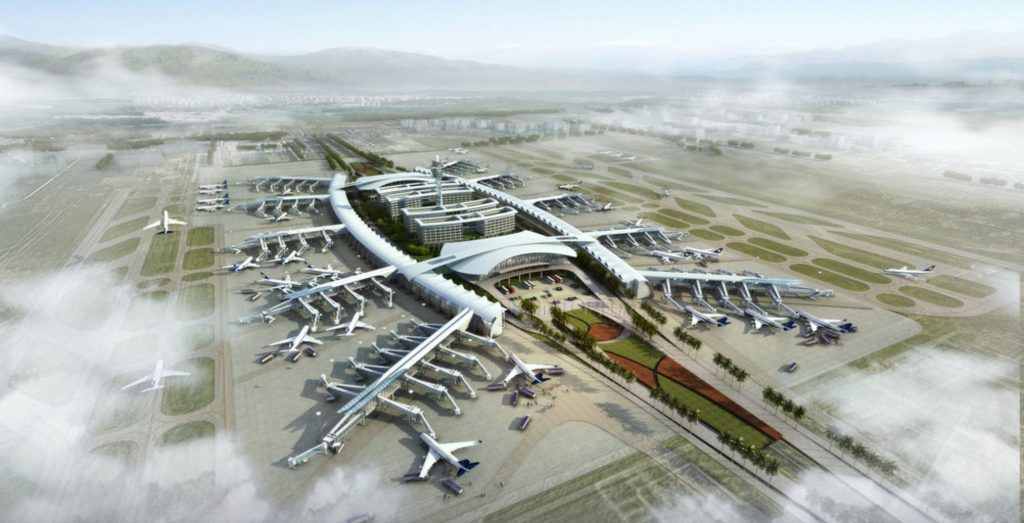 GMR to develop Goa's international airport at Mopa