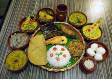 Five best Bengali cuisine restaurants in Kolkata