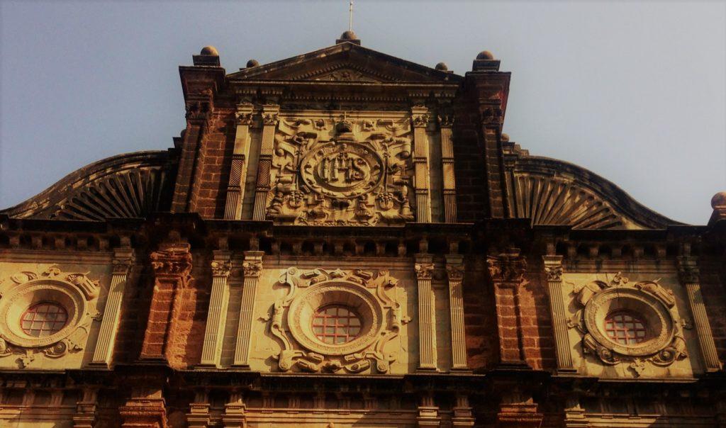 Basilica of Bom Jesus - Goa