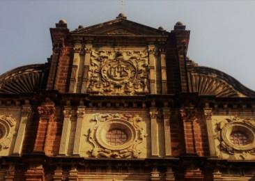 India remains an antique showcase of Portuguese architecture