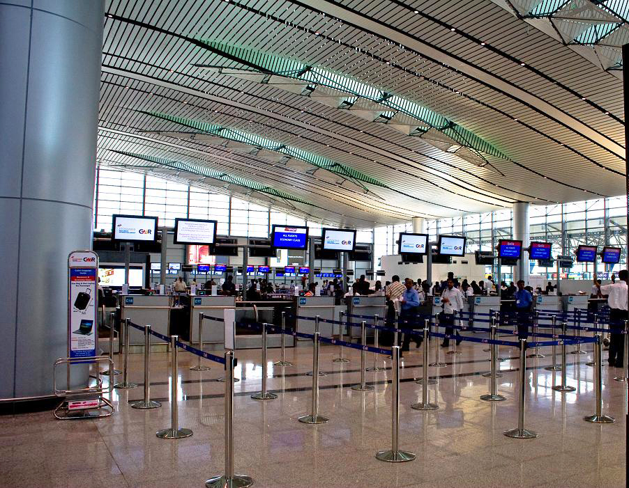 Hyderabad airport has successfully completed a pilot project on this