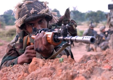 Indian Army unit attacked in Jammu