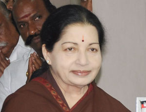 Tamil Nadu Chief Minister Jayalalithaa is in a critical situation