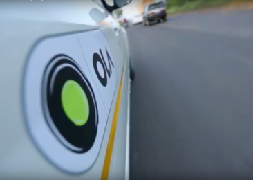 Ola aiming at 1 million electronic cars fleet in India
