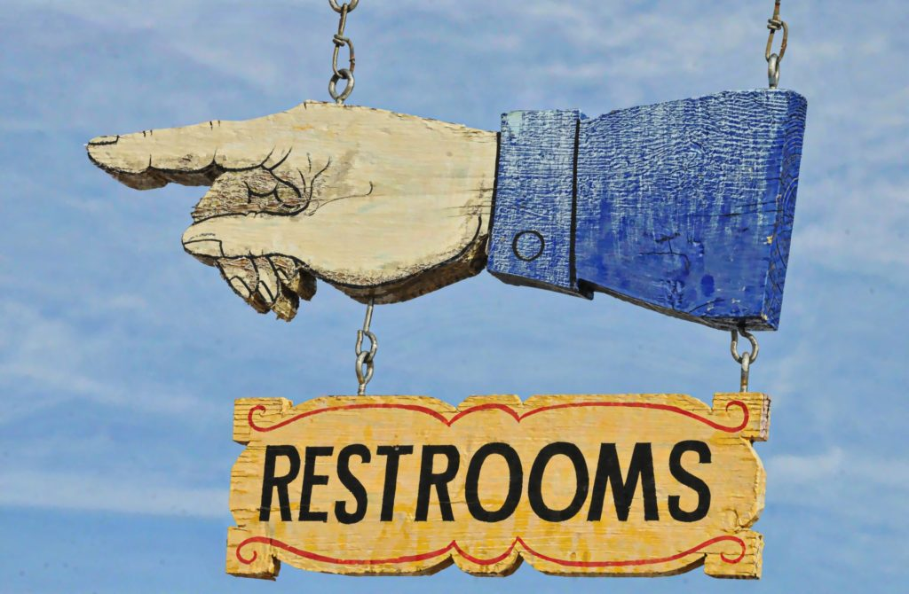 Searching a nearby restroom will be easier with Google Maps app